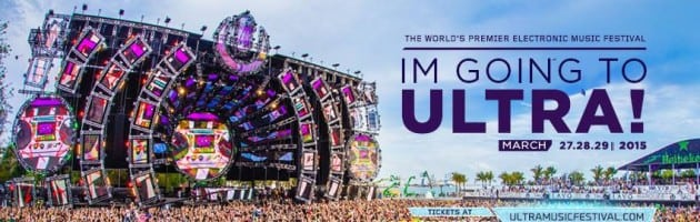 Ultra Music Festival 2015 FULL HD SET