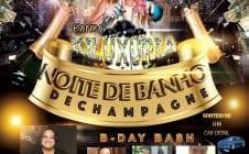 Noite do Banho do Champagne – Banda Ki Luxuria – Braza Grill