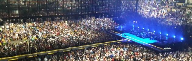 Camarote Vip do Marlon Fialho no Show U2 Boston – TD GARDEN